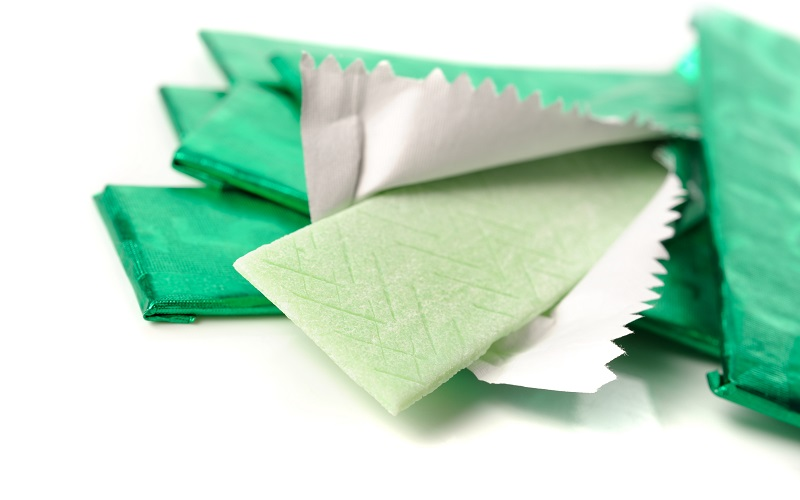 Foil Laminating for gum wrappers