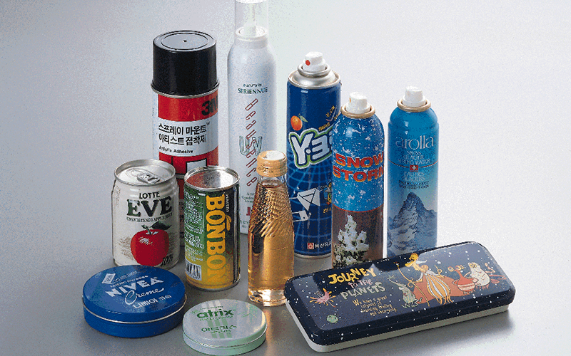 Can / coil coatings