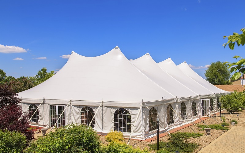 Coatings for tents