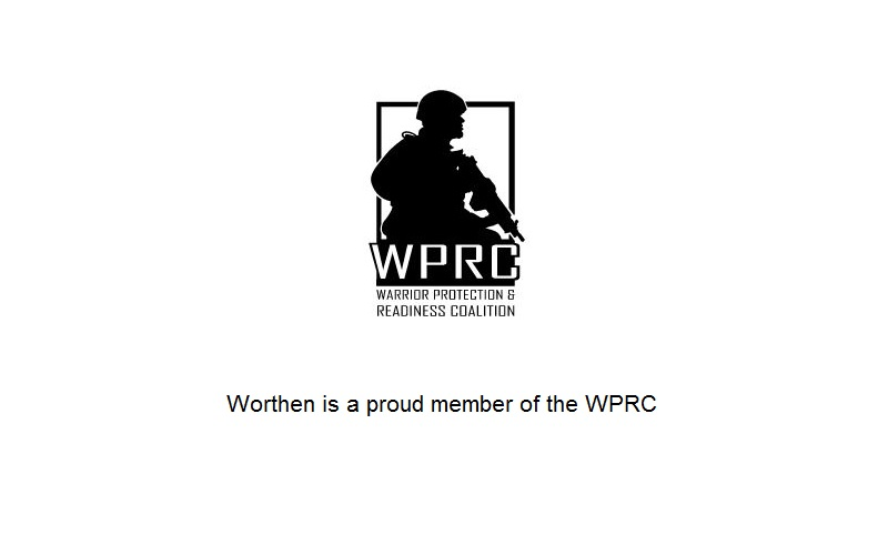 Worthen is a proud member of the Warrior Protection & Readiness Coalition