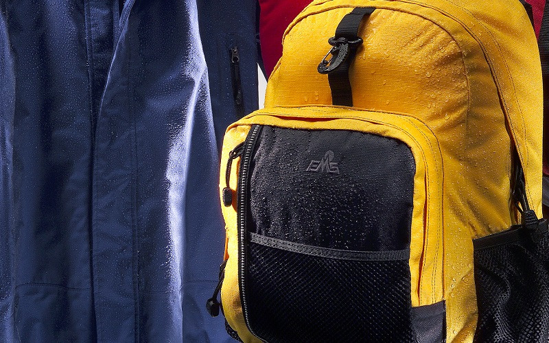 Performance Coatings & Adhesives for waterproof backpacks