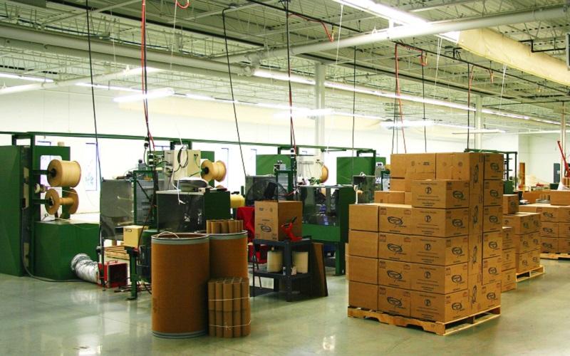 Sampson's Rib & Machinery